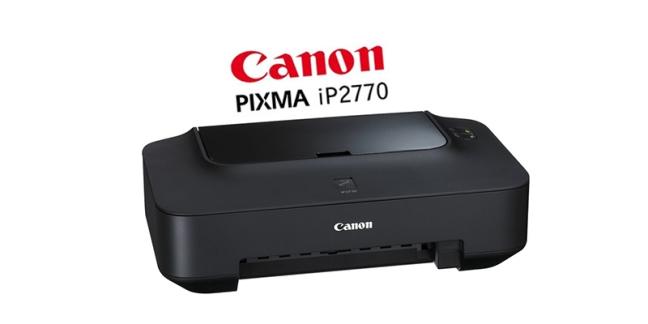 How To Reset Canon Pixma Ip2770 Icttechtips